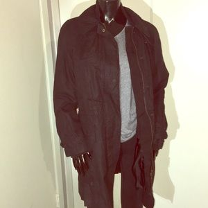 Armani exchange coat